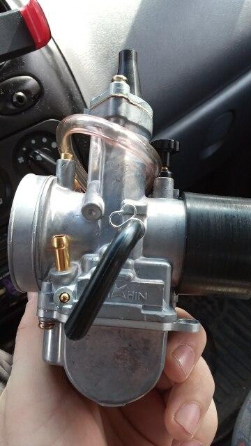 карбюраторный двигатель главного; око карбюратор; карбюратор; 2Т карбюратор;