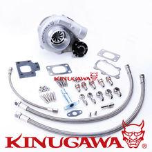 "Kinugawa GTX Billet Turbocharger GTX2867R 3"" Anti Surge AR.64 T25 Turbine Housing for Nissan Silvia S13 CA180DET"