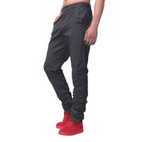 2017 New Fashion Mens Straight Cargo Pants Chinos Men Casual Business Slim Fit Autumn Spring Solid