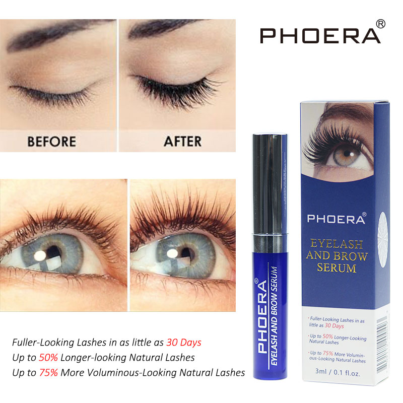 0711c3f05c1 Experience drastic increases in length and thickness of your eyelashes and  eyebrows in as little as 60 days for the perfect lash boost!