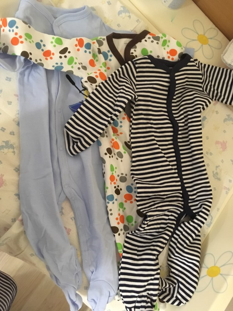 Cute Baby Cotton Romper photo review