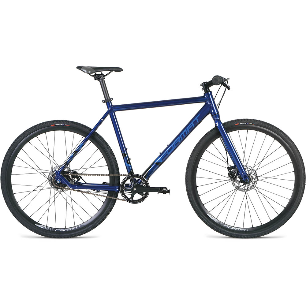 Bicycle FORMAT 5341 (700C 8 IC. Height 540mm) 2018-2019 цена и фото