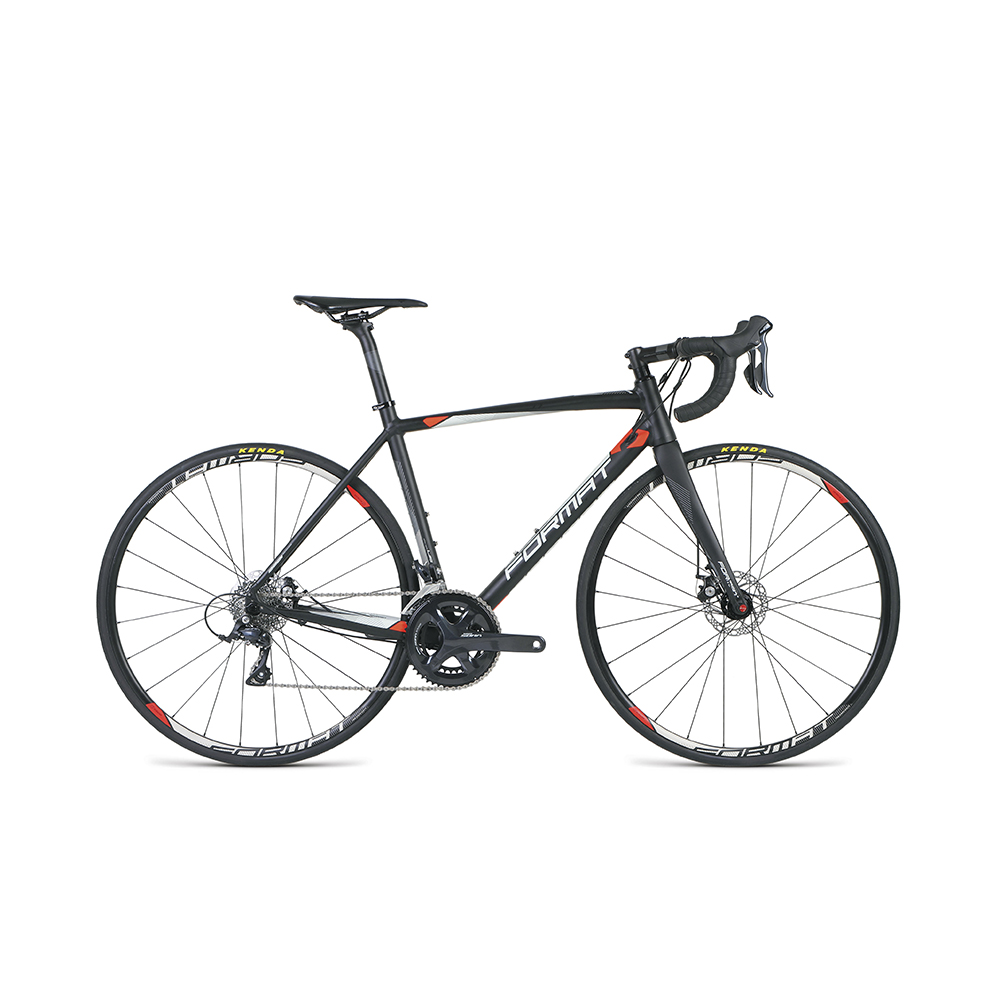 Bicycle FORMAT 2221 (700C 18 IC. Height 540mm)