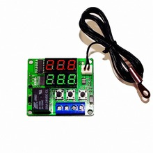 High temperature thermostat, temperature control switch, temperature control board, hysteresis temperature controller стоимость