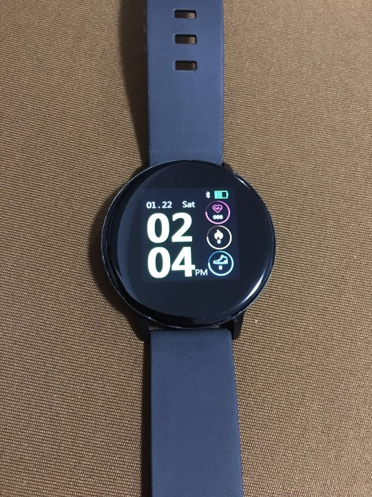 Relógios inteligentes esporte rastreador pressão