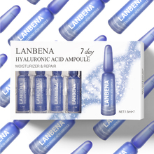 LANBENA New Hyaluronic Acid Ampoule Serum Moisturizing Nourishing Easily Absorbed Anti-Aging Firming Remove Wrinkles