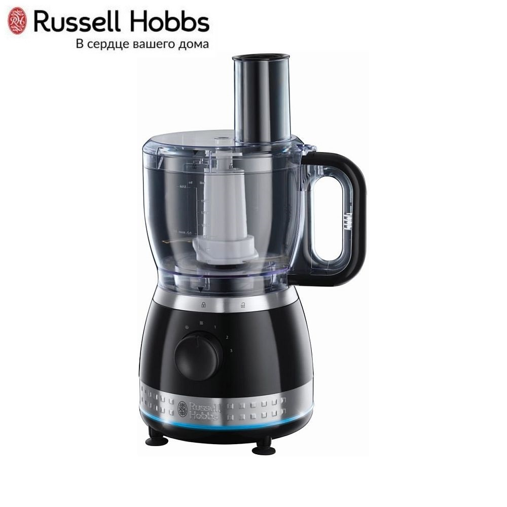 Blender stationary Russell Hobbs 20240-56 Blender smoothies kitchen Juicer Portable blender kitchen Cocktail shaker Chopper Electric Mini blender blender русификатор