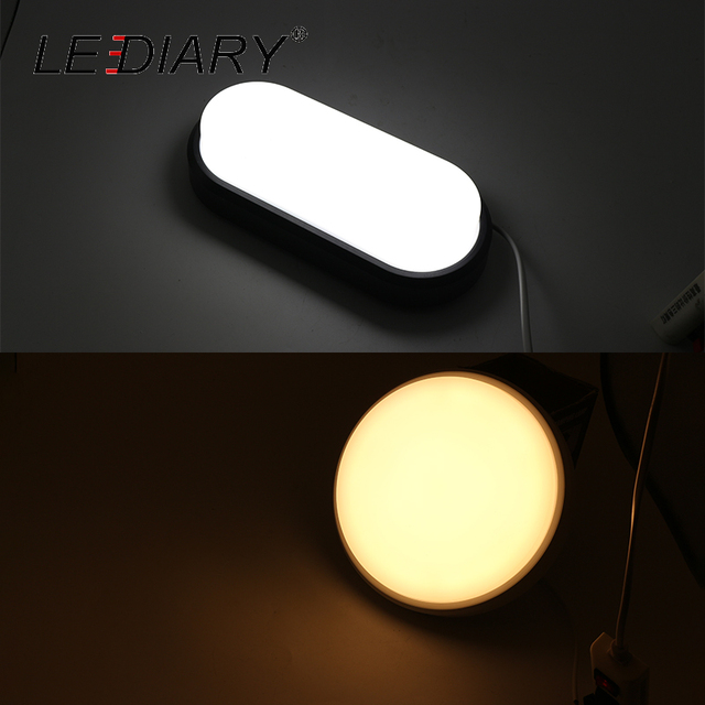 Waterproof Outdoor LED Wall Light