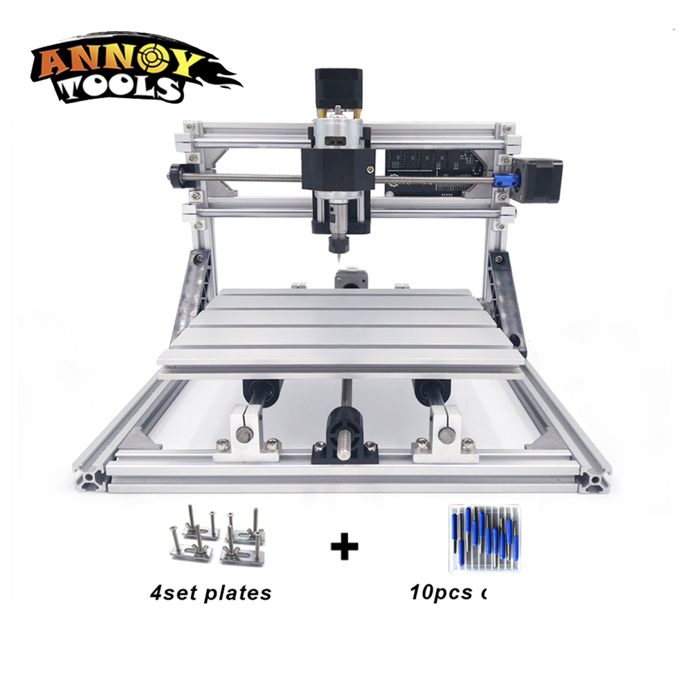 2418 CNC laser cutter laser engraving machine 0.5W-5.5W CNC router , CNC Milling Machine,Wood Carving ,laser metal engraving ourspop u527 aluminum alloy usb flash drive silver 8gb