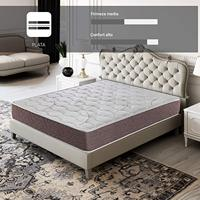 Royal Sleep Dormant Plus Mattress Visco Carbono 22 CM tall High Firmness Half and Adaptability High End Furniture Bedrooms