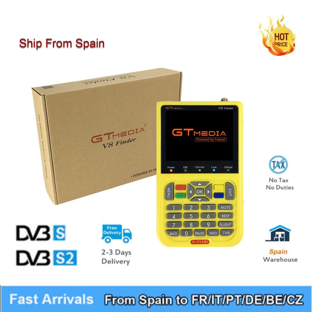 Лидер продаж Satlink WS-6906 цифровой ресивер fta спутниковый