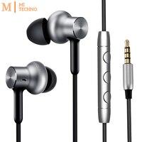 Original Xiaomi Mi In Ear Auriculares Pro HD, Cancelacion de ruido,Control por cable,Tipo de conector 3,5mm.