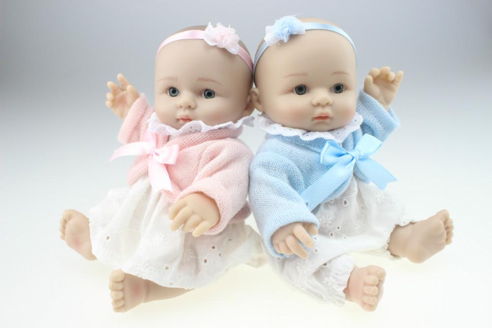 リボーンドール双子=リアル赤ちゃん人形の双子1