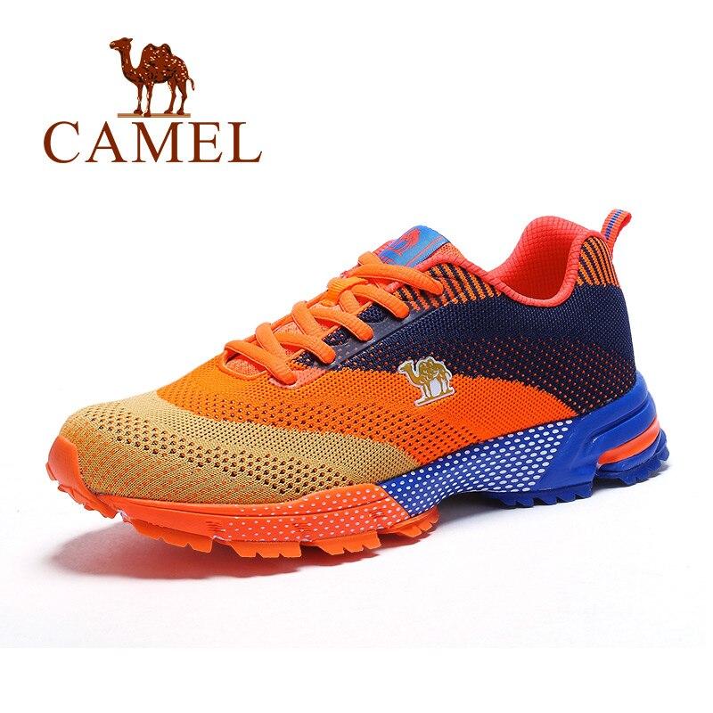 in arancioni 3 da colori Scarpe esterno Cammello Scarpe Running Primarie antiscivolo da Sport Scarpe per blu mesh Confortevole traspirante donna Sneakers donna Fashion YSq4B6w