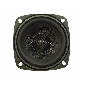 Image 2 - Tenghong 1 pièces 3 pouces en fibre de verre gamme complète haut parleur 4/8Ohm 15W étanche Audio étagère haut parleur unité Home cinéma haut parleur