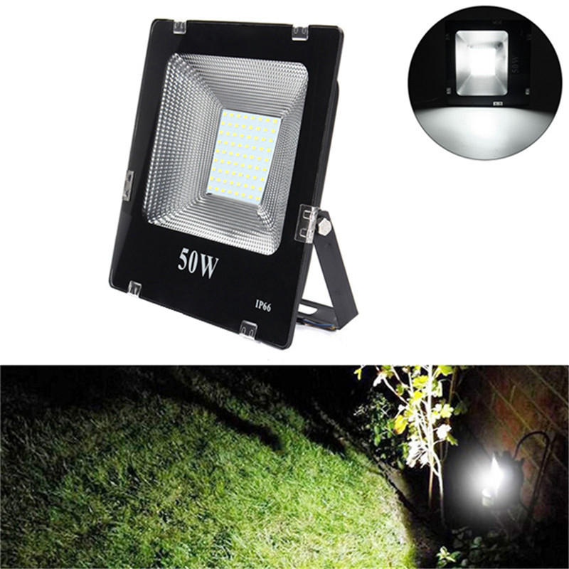 Mising LED Flood Light Projector IP66 WaterProof 30/50W AC180-265V LED FloodLight Spotlight Outdoor Wall Lamp