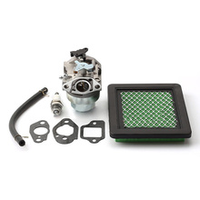 New Carburetor Kit for Honda GC135 GC160 GCV160 GCV135 16100-Z0L-023 Carburetor +Spark Plug + Air Filter + Black Line +Gaskets recoil starter assy fits honda gc160 gcv135 gcv160 hrb216 hrr216 hrs216 hrt216 hrz216 en2000 generator