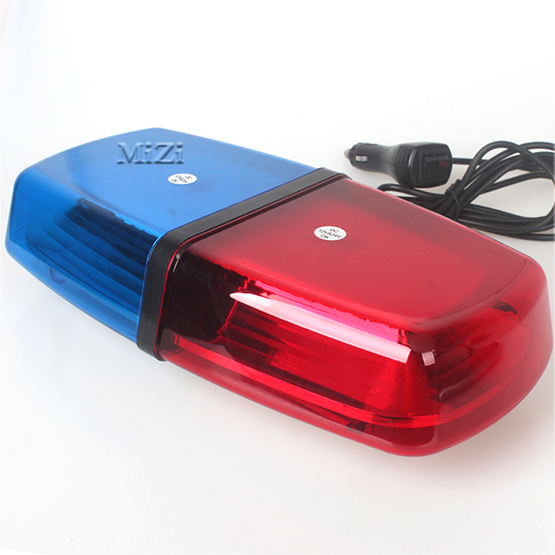 12V Car Roof Strobe Beacon Warning Light LED Light Bar Emergency Light Ambulance Lightbar Truck With Magnetic Super Bright 12v car roof strobe beacon warning light led light bar emergency light ambulance lightbar truck with magnetic super bright