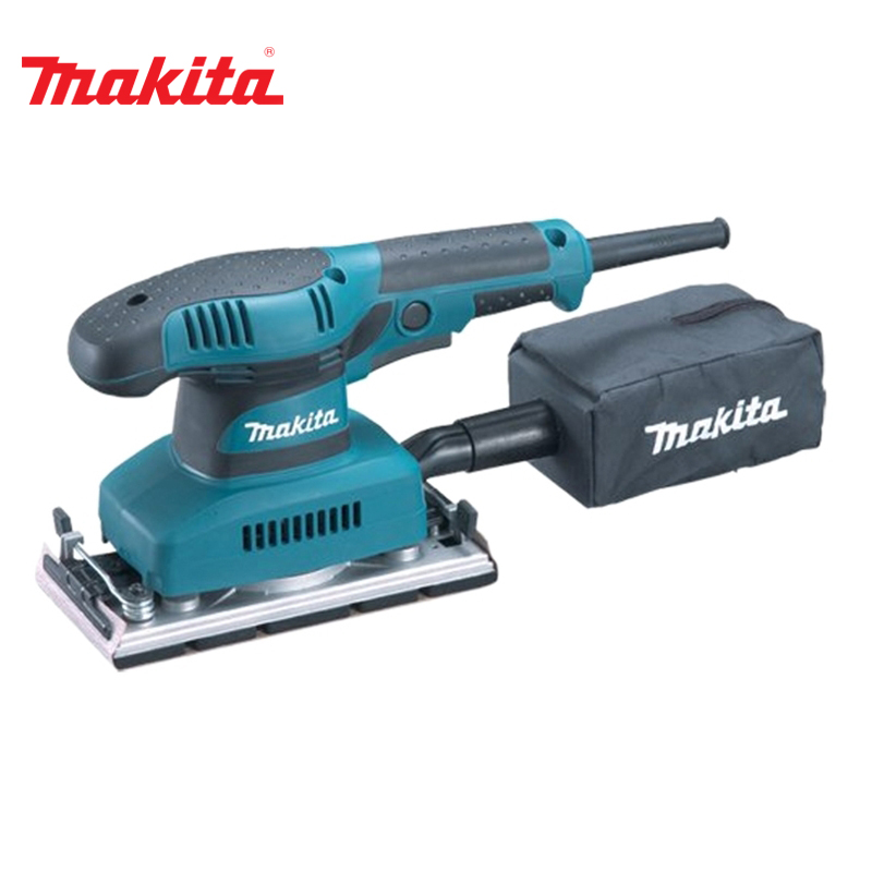 The eccentric sander Makita BO3710 виброшлифовальная машина makita bo3710