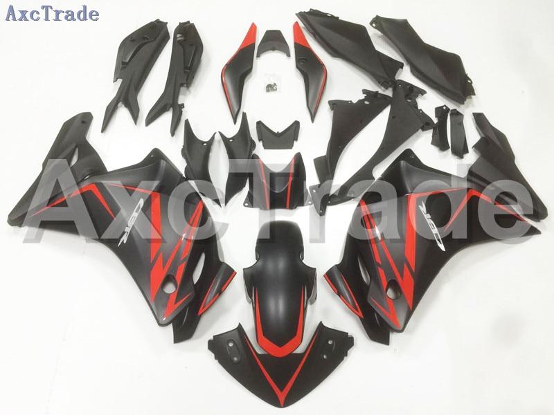 Мотоцикл Обтекатели для Honda CBR250 ЦБ РФ CB250R 250 2011 - 2013 11 12 13 АБС-пластик инъекции обтекатель кузова комплект красный черный