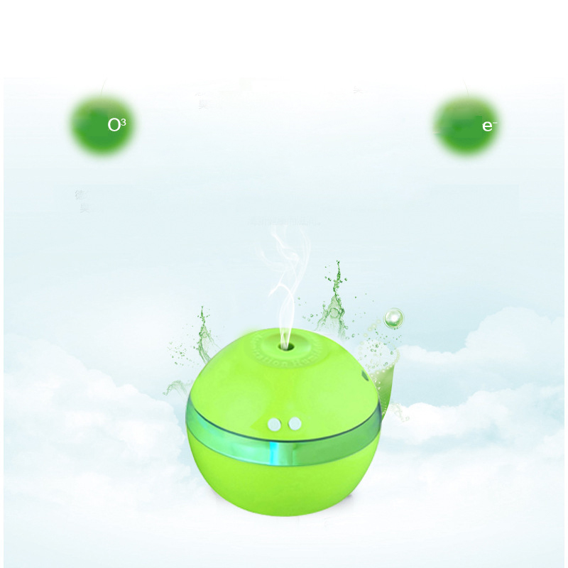 MistAire Ultrasonic Cool Mist Humidifier USB with Whisper Quiet ...
