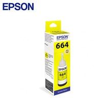 Картридж Epson T6644 C13T66444A Желтый (для L132/L222/L366/L486)