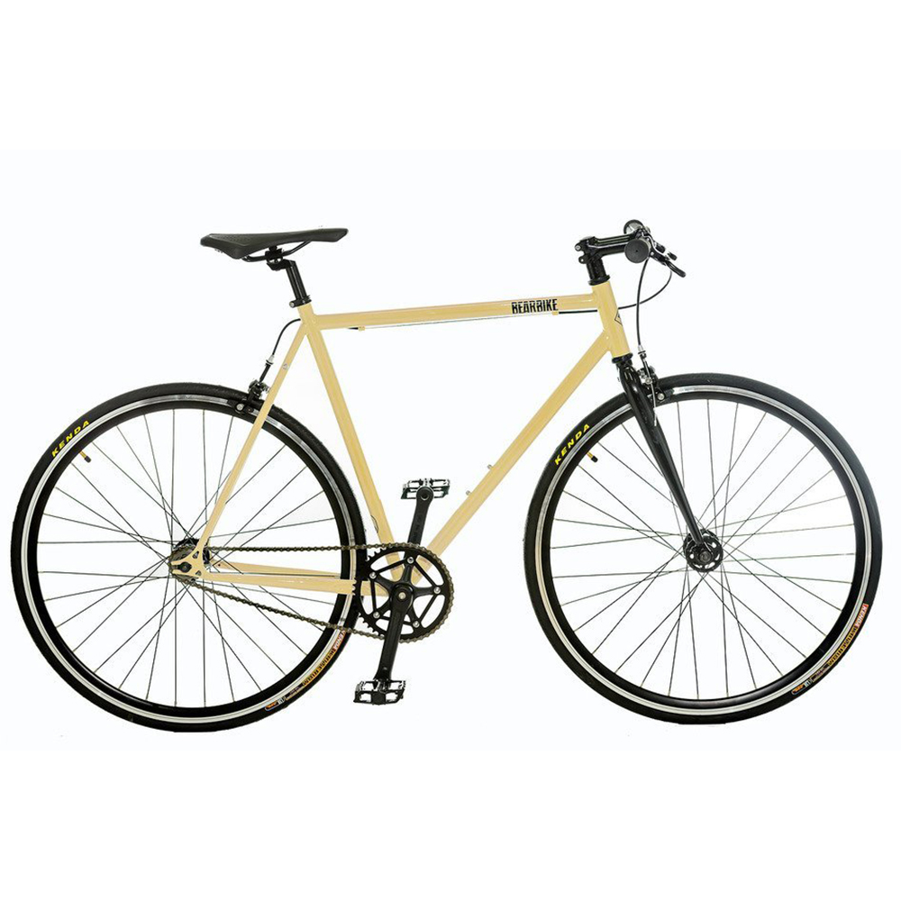 Bicycle BEARBIKE Cairo (700C 1 IC. Height 540mm) 2018-2019