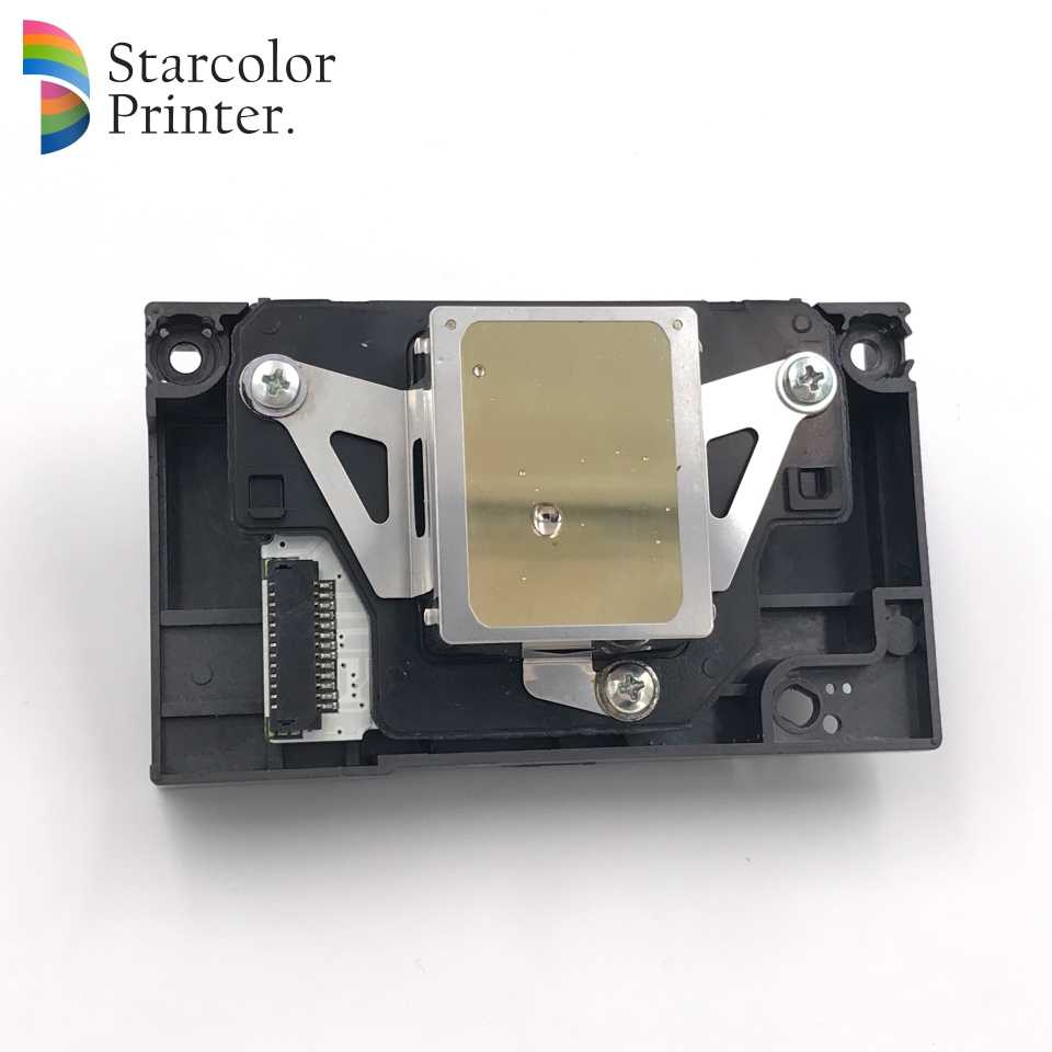 F180000 Print Head Printhead untuk EPSON STYLUS PHOTO R280 R285 R290 R690 T50 T60 P50 P60 L800 L801 RX690 TX650 l805 Head Printer