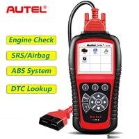 Autel AL619 OBD2 Scanner Car Diagnostic Tool Scanner Code Reader ABS/SRS Scan Tool,Turns off Engine Light Automotriz Scanner