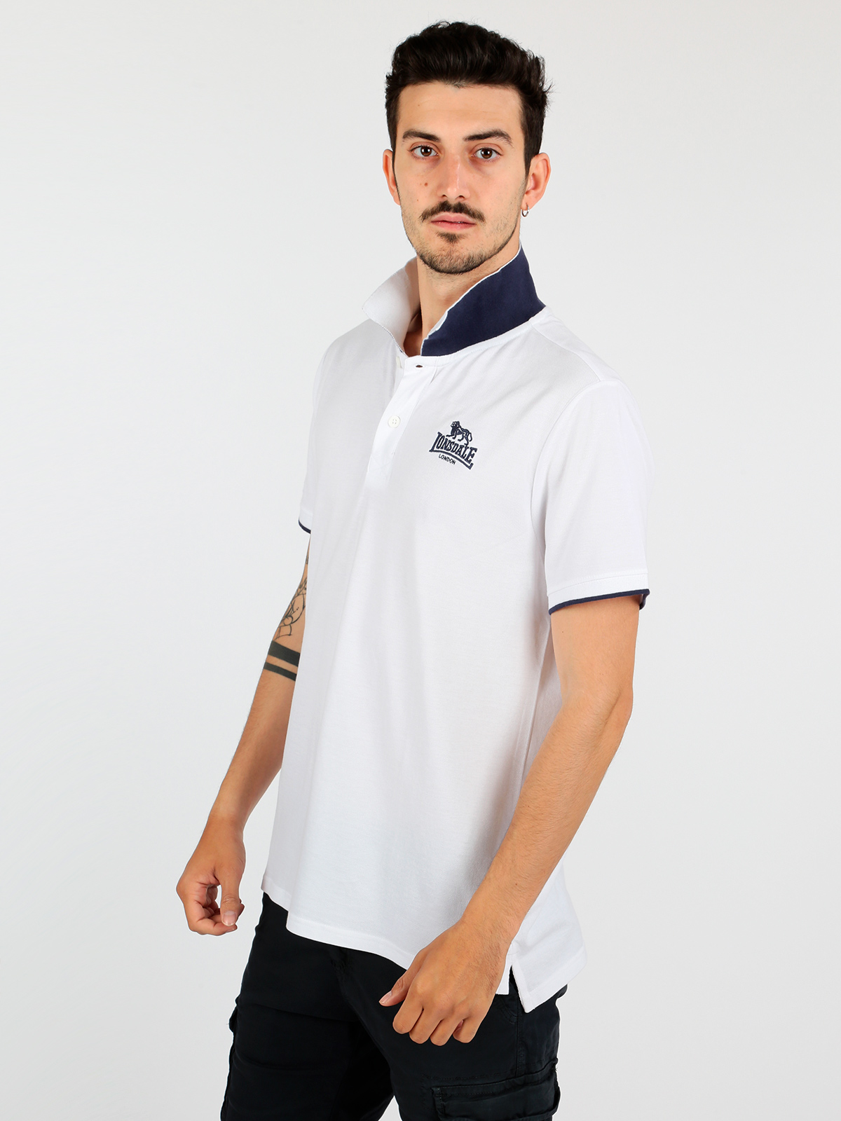 Polo   Shirt short-sleeved cotton