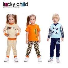 Штанишки Lucky Child L1-11 [сделано в России, доставка от 2-х дней]