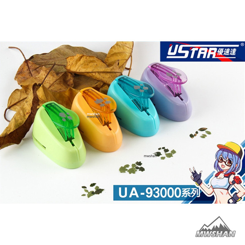 Ustar 93000 Leaf Maker Graphic Embossing 4 Types Tool Cutting Tools Accessory DIY