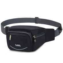 Women Men Waist Pack Large Capaicty Bum Bag Fashion Pouch Belly Travel Hip Pocket Fanny