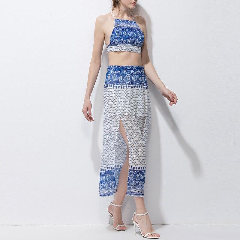 Длинные брендовые юбки