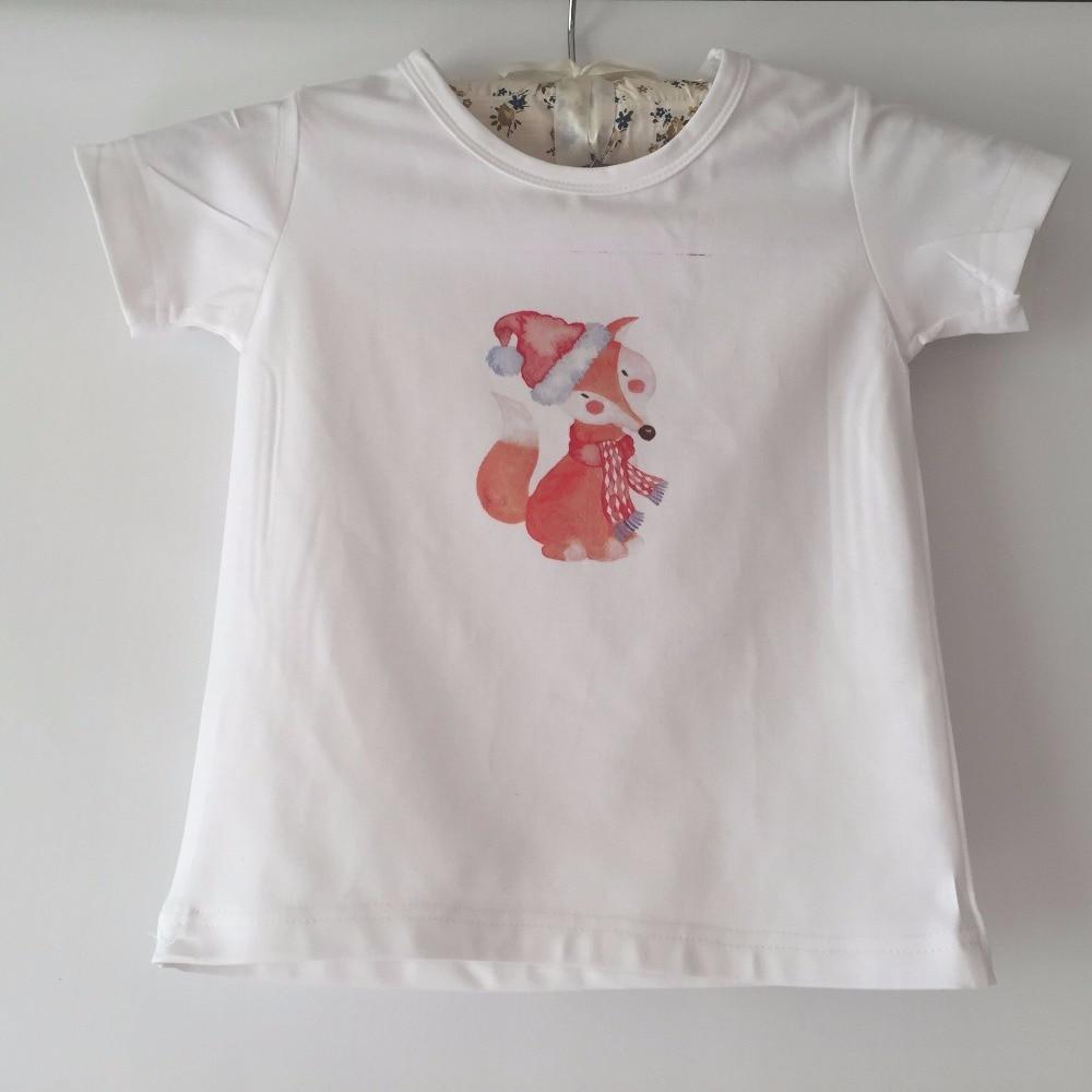 boys tshirt animals children t shirts christmas tshirt child summer ...