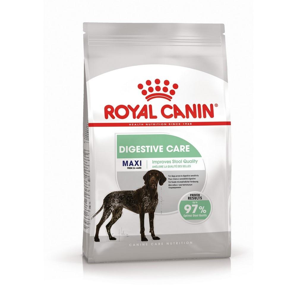 Dog Food Royal Canin Maxi Digestive Care, 10 kg