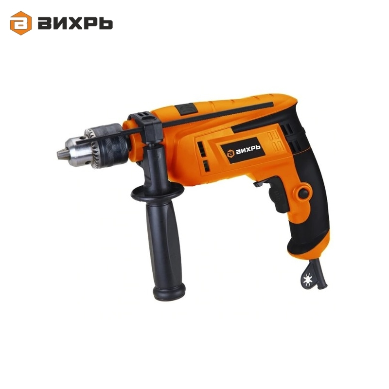 Electric impact drill Vihr DU-850 Variable speed drill Hand brace High-speed drill Borer  Corded drill impact drill vihr du 1100