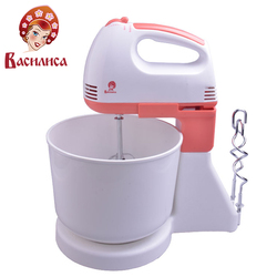 VASILISA VA-503N Food Mixer Bowl Electric Professional Dough Mixer Stand Food Mixer Flour Eggs Bread Milkshake Blenders