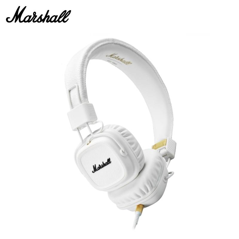Headphones Marshall Major II major ii black
