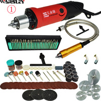 480W Mini Drill DIY Drill Dremel Style New Engraver Electric Electric Drill Engraving Pen grinder Rotary Hand Tool Mini mill