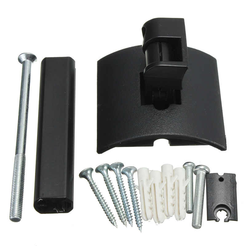 Leory Metal Speaker Stand Wall Mount Voor Bose UB-20I Montagebeugel Mounts Celling Voor Surround Luidsprekers Muurbeugel