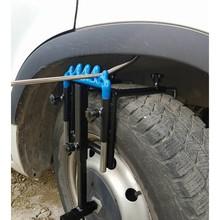 Безболезненный ремонт вмятин Съемник Pdr регулируемая поддержка для шин