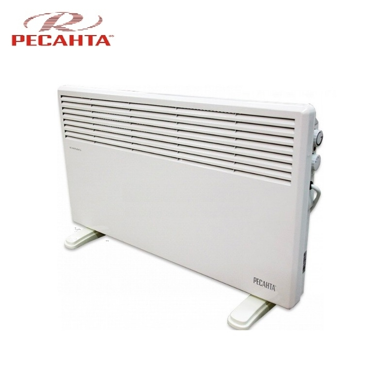 Convector RESANTA OK-2500SN Heating device Electroconvector Forced convection heater Wall-hung convector Mechanical converter