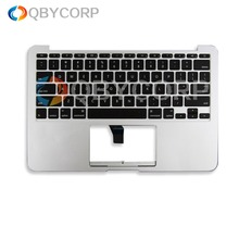 Genuine New Top Case for MacBook Air 11.6″ A1465 with Keyboard+Backlight French 2013-2015 Year
