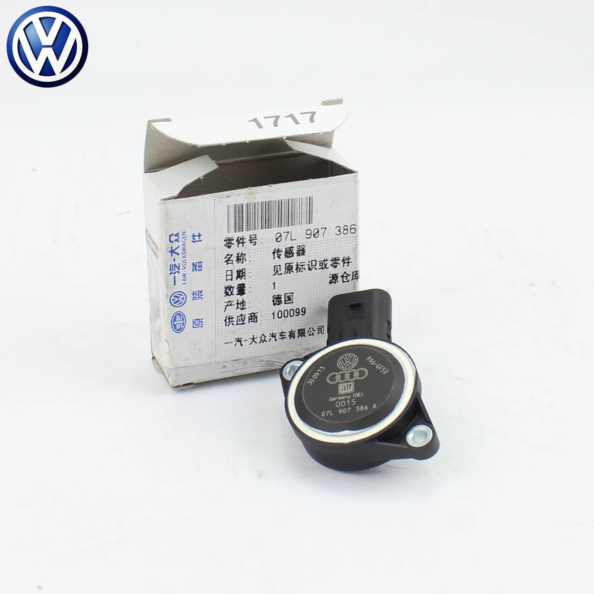OEM Superb Air Intake Manifold Flap Position Sensor 07L 907 386 A For VW Passat CC NF Golf Jetta MK6 Passat B6 B7 oxygen air fuel sensor oem 89467 48040 afr sensor for toyota