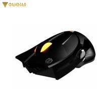Оптическая игровая мышь GAMDIAS APOLLO расширение черный ПК ESPORTS FPS MOBA