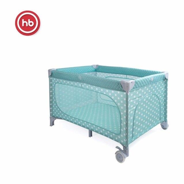 Кровать манеж Happy Baby Martin