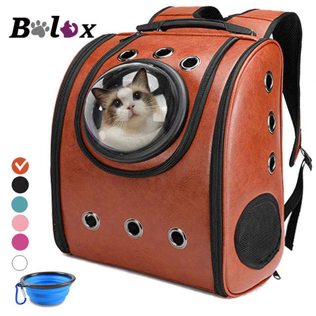 Cat carrier Backpack Breathable