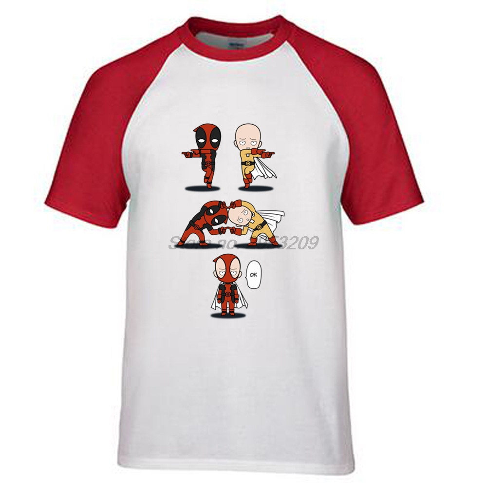 Desain t shirt unik - Desain T Shirt Unik Sekering Satu Pukulan Mati Manusia Menjadi Ok T Shirt Kreatif Lucu