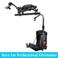 Видео спокойной как EASYRIG камеры gimbal rig поддержка рюкзак жилет для dslr DJI Ронин м 3 оси gimbal с flowcine serene